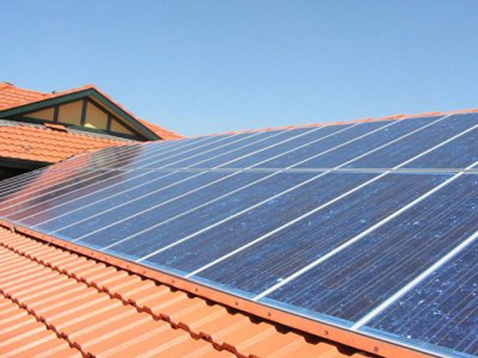 Capstone distribute Solar Panels of all range